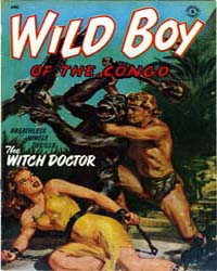 Wild Boy of the Congo: Issue 3 Volume Issue 3 by St. John Publications