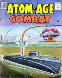 Atom-Age Combat : Issue 2 Volume Issue 2 by St. John Publications