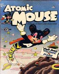 Atomic Mouse : Vol. 1, Issue 1 Volume Vol. 1, Issue 1 by Charlton Comics