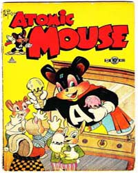 Atomic Mouse : Vol. 1, Issue 2 Volume Vol. 1, Issue 2 by Charlton Comics