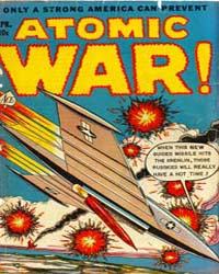 Atomic War : Issue 4 Volume Issue 4 by Ace Comics