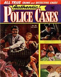 Authentic Police Cases : Issue 30 Volume Issue 30 by St. John Publications