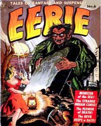 Eerie Comics : Issue 6 Volume Issue 6 by Avon Comics