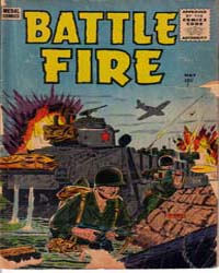 Battle Fire : Issue 6 Volume Issue 6 by Key Publications