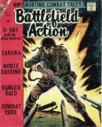 Battlefield Action : Issue 16 Volume Issue 16 by Charlton Comics