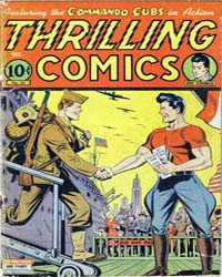 Thrilling Comics: Issue 50 Volume Issue 50 by Standard Comics