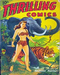Thrilling Comics: Issue 63 Volume Issue 63 by Standard Comics