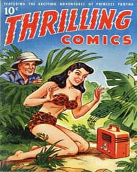 Thrilling Comics: Issue 68 Volume Issue 68 by Standard Comics