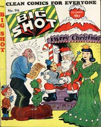 Big Shot Comics : Issue 96 Volume Issue 96 by Columbia Comics
