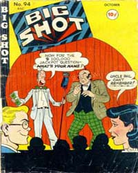 Big Shot Comics : Issue 94 Volume Issue 94 by Columbia Comics