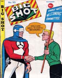 Big Shot Comics : Issue 95 Volume Issue 95 by Columbia Comics