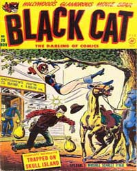 Black Cat : Issue 20 Volume Issue 20 by Harvey Comics