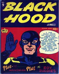 Black Hood Comics : Issue 9 Volume Issue 9 by Mlj/Archie Comics