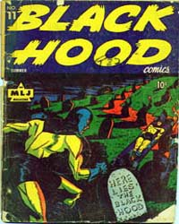 Black Hood Comics : Issue 11 Volume Issue 11 by Mlj/Archie Comics