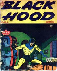 Black Hood Comics : Issue 12 Volume Issue 12 by Mlj/Archie Comics
