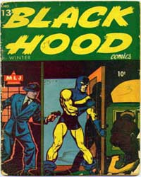 Black Hood Comics : Issue 13 Volume Issue 13 by Mlj/Archie Comics