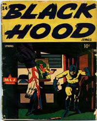 Black Hood Comics : Issue 14 Volume Issue 14 by Mlj/Archie Comics