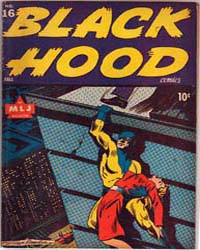 Black Hood Comics : Issue 16 Volume Issue 16 by Mlj/Archie Comics