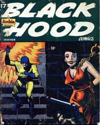 Black Hood Comics : Issue 17 Volume Issue 17 by Mlj/Archie Comics