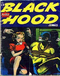 Black Hood Comics : Issue 18 Volume Issue 18 by Mlj/Archie Comics