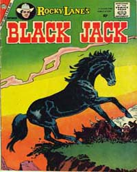 Rocky Lane's Black Jack: Issue 24 Volume Issue 24 by Charlton Comics