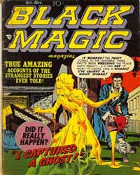 Black Magic : Issue 7 Volume Issue 7 by Prize Comics Group