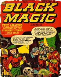 Black Magic : Issue 14 Volume Issue 14 by Prize Comics Group