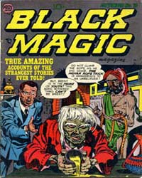 Black Magic : Issue 16 Volume Issue 16 by Prize Comics Group