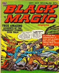Black Magic : Issue 26 Volume Issue 26 by Prize Comics Group