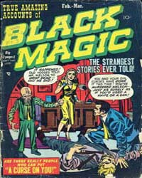 Black Magic : Issue 3 Volume Issue 3 by Prize Comics Group