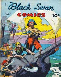 Black Swan Comics : Issue 1 Volume Issue 1 by Mlj/Archie Comics