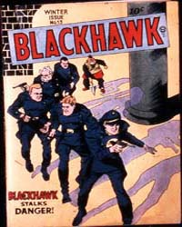 Blackhawk : Issue 13 Volume Issue 13 by Quality Comics