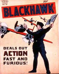 Blackhawk : Issue 14 Volume Issue 14 by Quality Comics