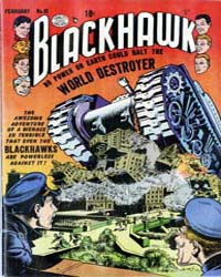 Blackhawk : Issue 61 Volume Issue 61 by Quality Comics