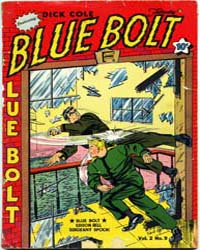 Blue Bolt : Vol. 2, Issue 9 Volume Vol. 2, Issue 9 by Simon, Joe