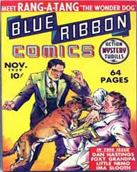 Blue Ribbon Comics : Issue 1 Volume Issue 1 by Mlj/Archie Comics