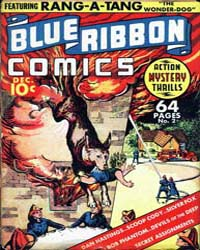 Blue Ribbon Comics : Issue 2 Volume Issue 2 by Mlj/Archie Comics