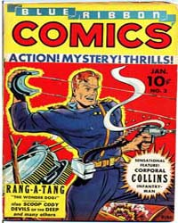 Blue Ribbon Comics : Issue 3 Volume Issue 3 by Mlj/Archie Comics
