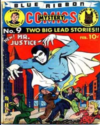 Blue Ribbon Comics : Issue 9 Volume Issue 9 by Mlj/Archie Comics