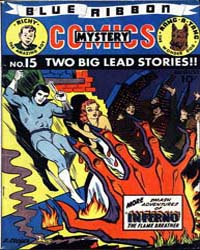 Blue Ribbon Comics : Issue 15 Volume Issue 15 by Mlj/Archie Comics