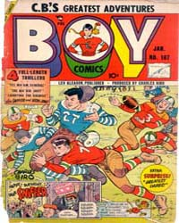 Boy Comics : Issue 107 Volume Issue 107 by Lev Gleason Publications