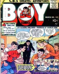 Boy Comics : Issue 109 Volume Issue 109 by Lev Gleason Publications