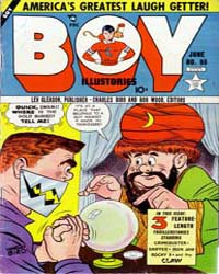Boy Comics : Issue 90 Volume Issue 90 by Lev Gleason Publications
