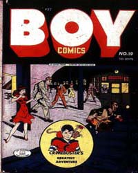 Boy Comics : Issue 19 Volume Issue 19 by Lev Gleason Publications