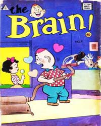 The Brain: Issue 9 Volume Issue 9 by Magazine Enterprises