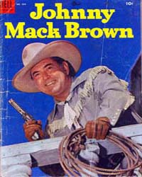 Johnny Mack Brown : Issue 584 Volume Issue 584 by Dell Comics