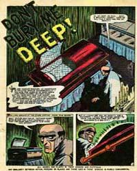 Adventures into Weird Worlds : Don'T Bur... Volume Issue 5 by Everett, Bill