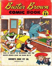Buster Brown : Issue 32 Volume Issue 32 by Outcault, Richard Felton