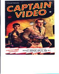 Captain Video : Issue 1 Volume Issue 1 by Fawcett Magazine
