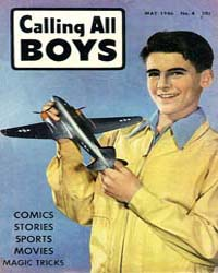 Calling All Boys : Issue 4 Volume Issue 4 by Parents Magazine Institute